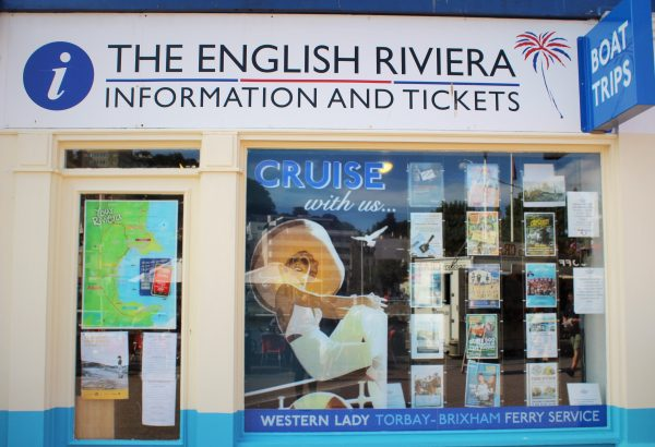 New Partnership Arrangements Result in Increased Opening Times At English Riviera Visitor Centre