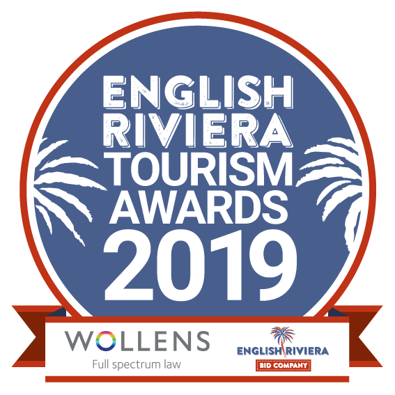 English Riviera Tourism Awards 2019 logo