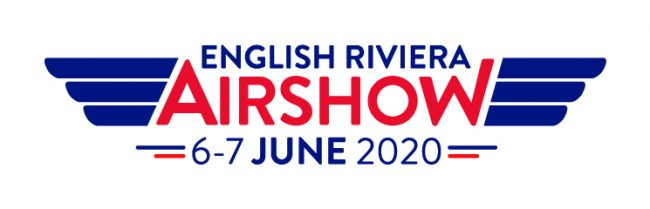 English Riviera Airshow logo and 2020 dates