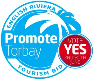 Promote Torbay logo English Riviera Tourism BID
