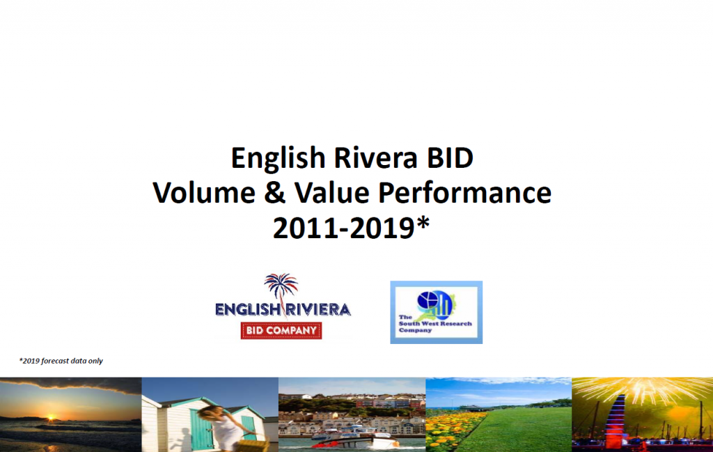 ERBID Volume and Value Performance 2011-2019