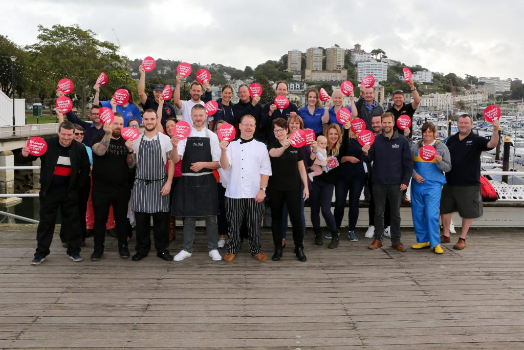Faces of the FEAST, England's Seafood FEAST